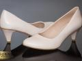 niskie buty ślubne