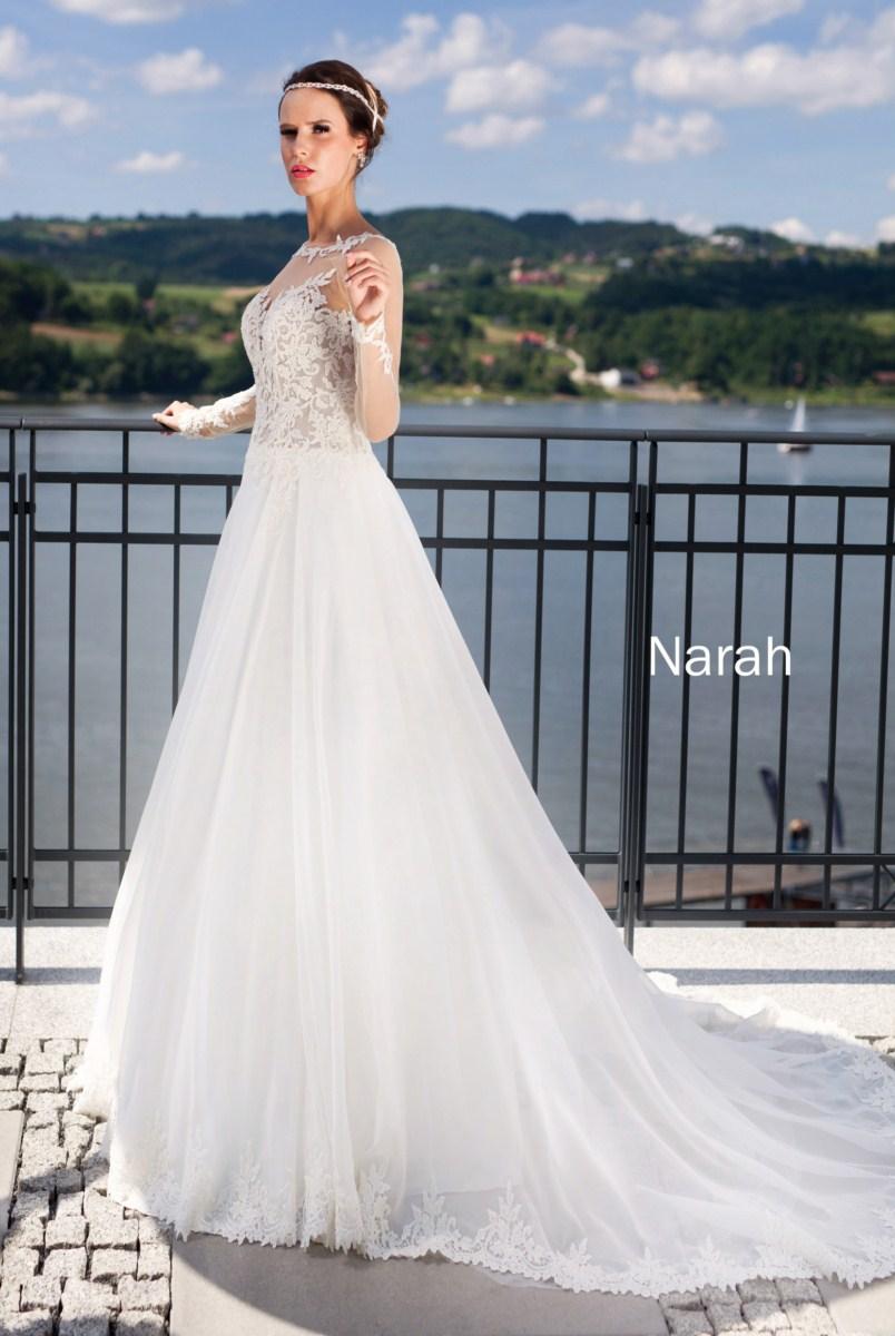 suknia slubna estera Narah