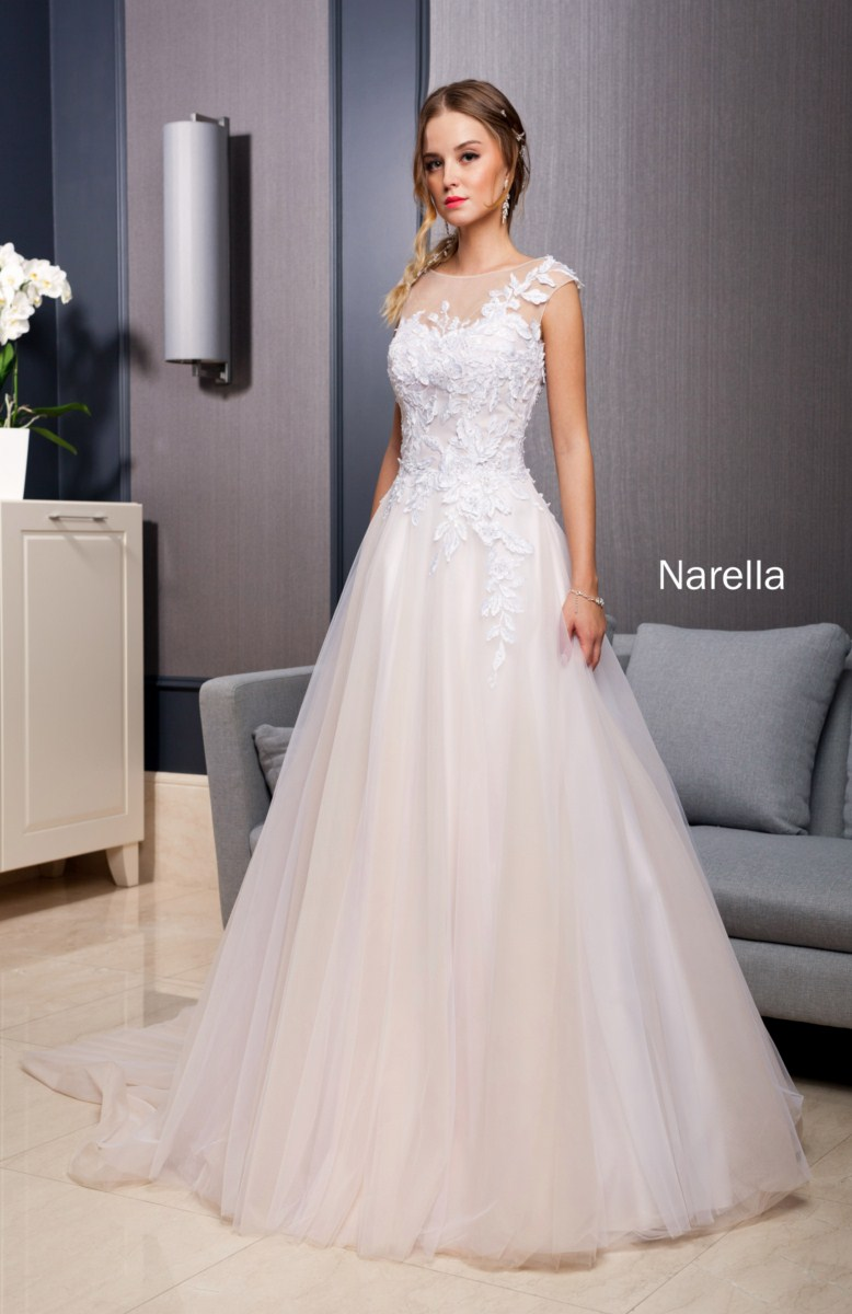 suknia slubna estera Narella