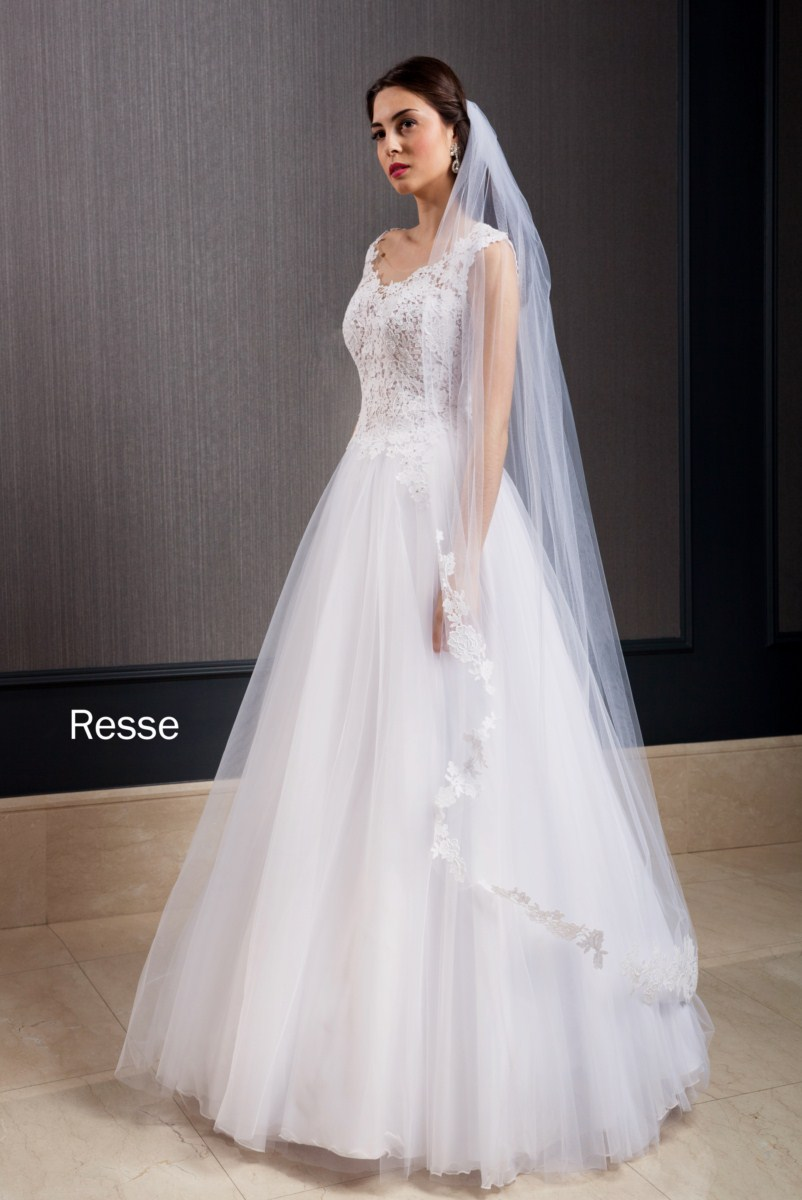 suknia slubna estera Resse