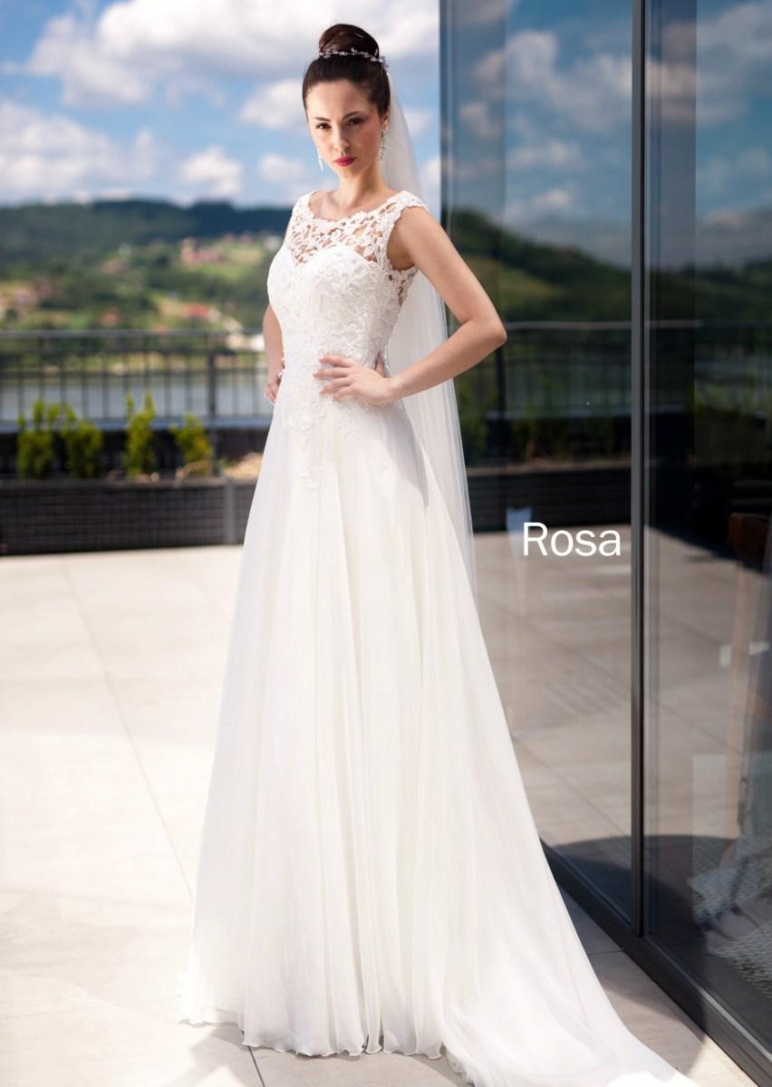 suknia slubna estera Rosa