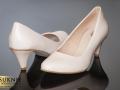 buty ślubne niskie