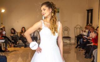 pokaz mody ślubnej katowice