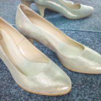 złote buty ślubne katowice