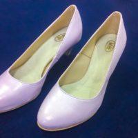 buty ślubne pudrowy róż śląsk