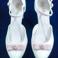 buty ślubne z kokardką śląsk
