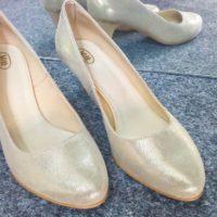 złote buty ślubne sosnowiec