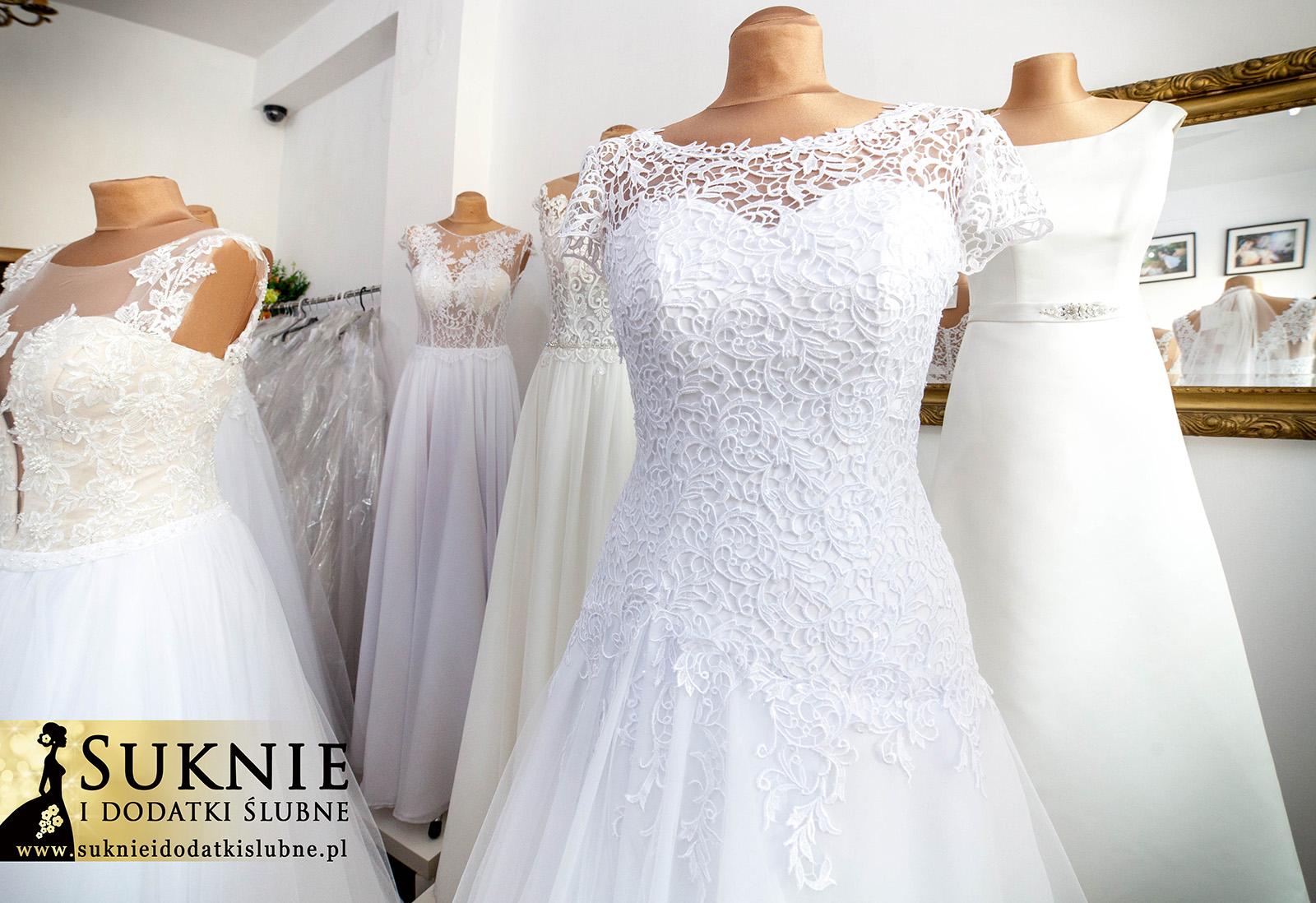 ciążowa suknia ślubna katowice