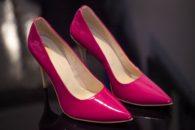 buty ślubne w kolorze przewodnim wesela