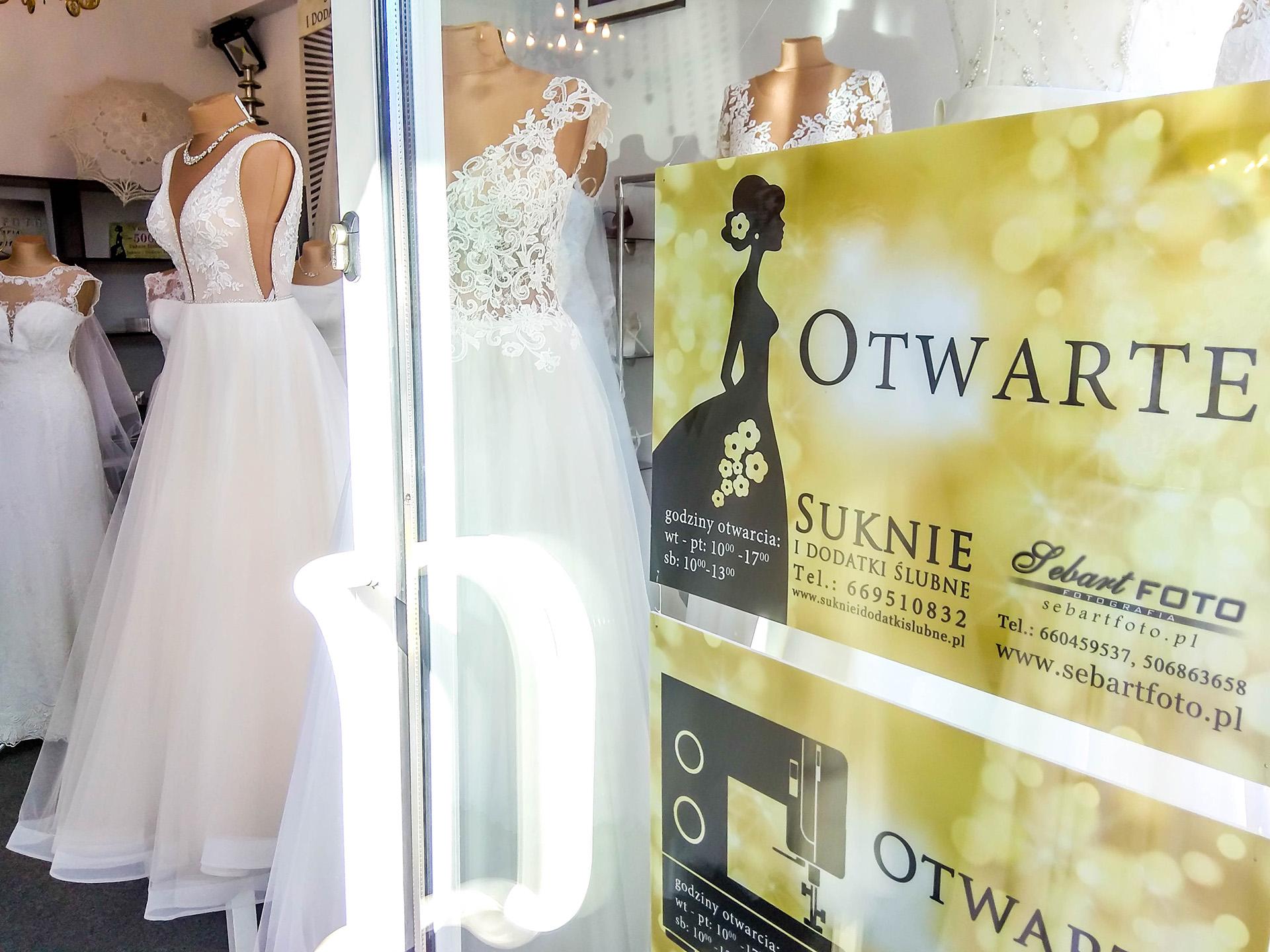 Suknie i Dodatki Ślubne Katowice