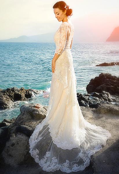 suknie slubne boho katowice